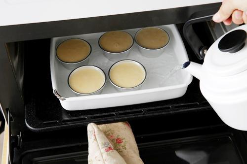 「アルミカップ 焼きプリン オーブン」の画像検索結果