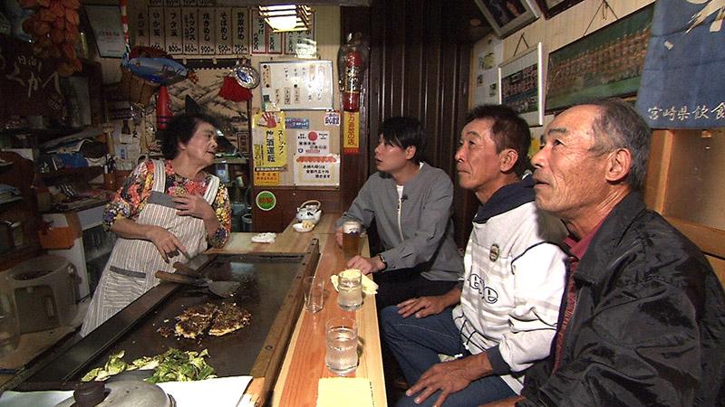 相席食堂青田買い2018